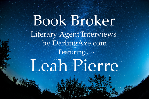 Book Broker—an interview with literary agent Leah Pierre from the Ladderbird Literary Agency (querying tips and manuscript wish list #mswl suggestions)