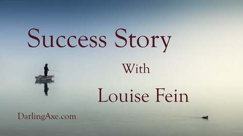 Louise Fein, author of People Like Us and The Hidden Child, represented by literary agent Caroline Hardman