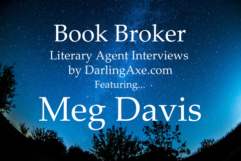 Book Broker—an interview with lit agent Meg Davies from the Ki Literary Agency