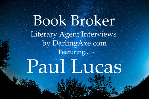 Interview with literary agent Paul Lucas