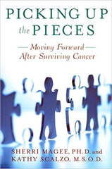 Book cover for Picking up the Pieces by Scalzo & Magee