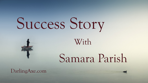 Success Story with Samara Parish, Author of  HOW TO SURVIVE A SCANDAL, represented by literary agent Kari Erickson
