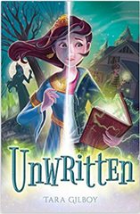 UNWRITTEN by Tara Gilboy