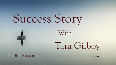 Success Story — writing advice from novelist Tara Gilboy