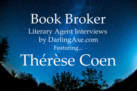 Book Broker – interview with literary agent Therese Coen