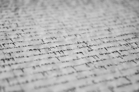 the cryptic art of the query letter—a Chopping Blog post for querying authors