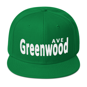Greenwood Ave Snapback Hat