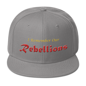 Rebellious Snapback Hat