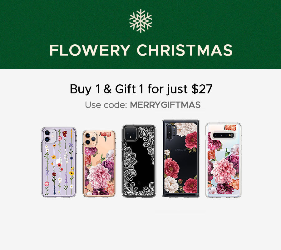 Holiday 2020 - Flowery Christmas Bundle