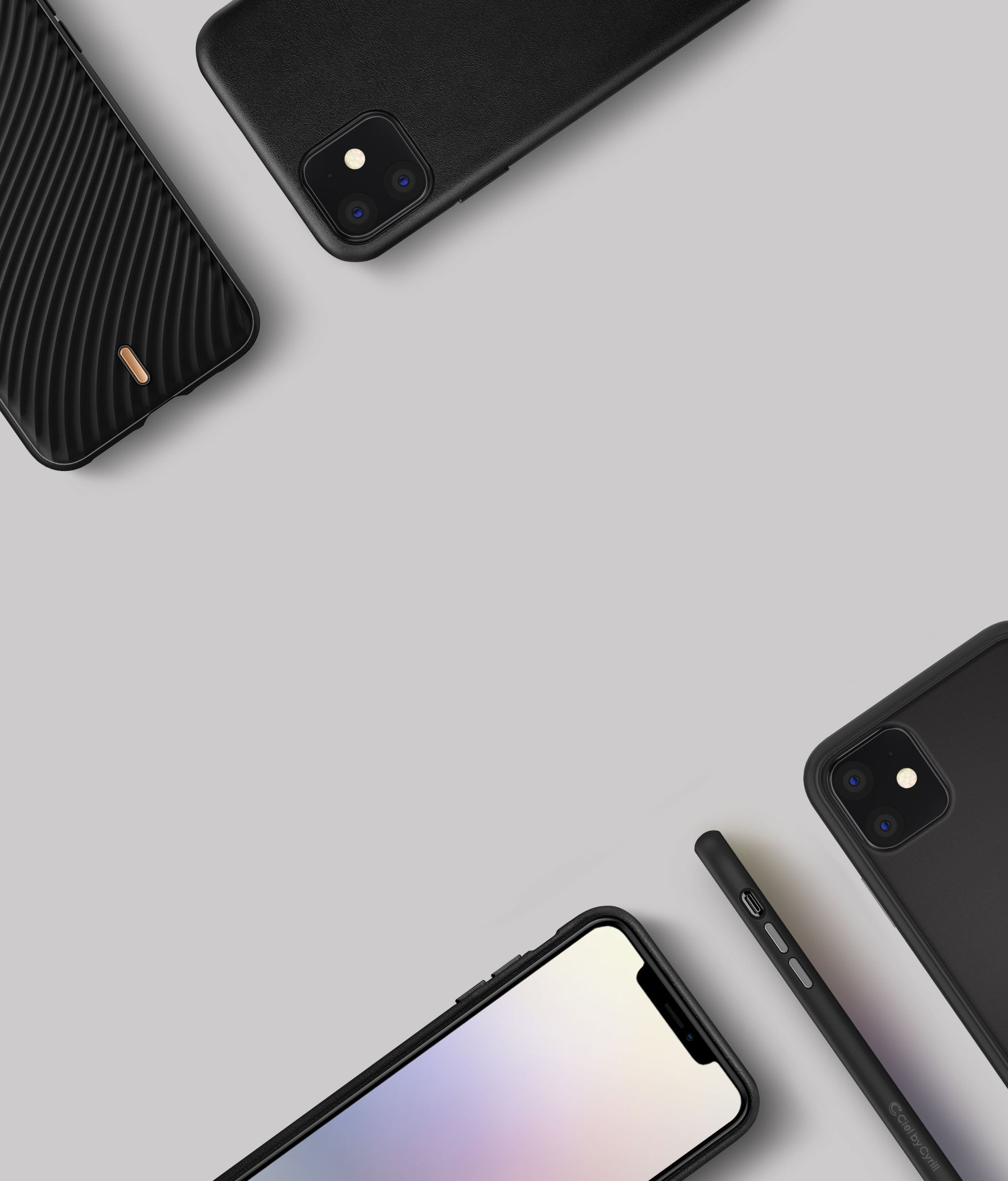 iPhone XI Case Collection