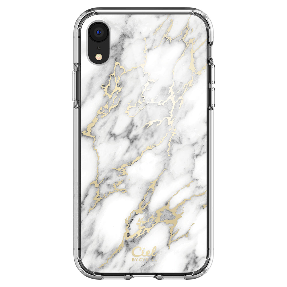 Glossy Marble - iPhone XR