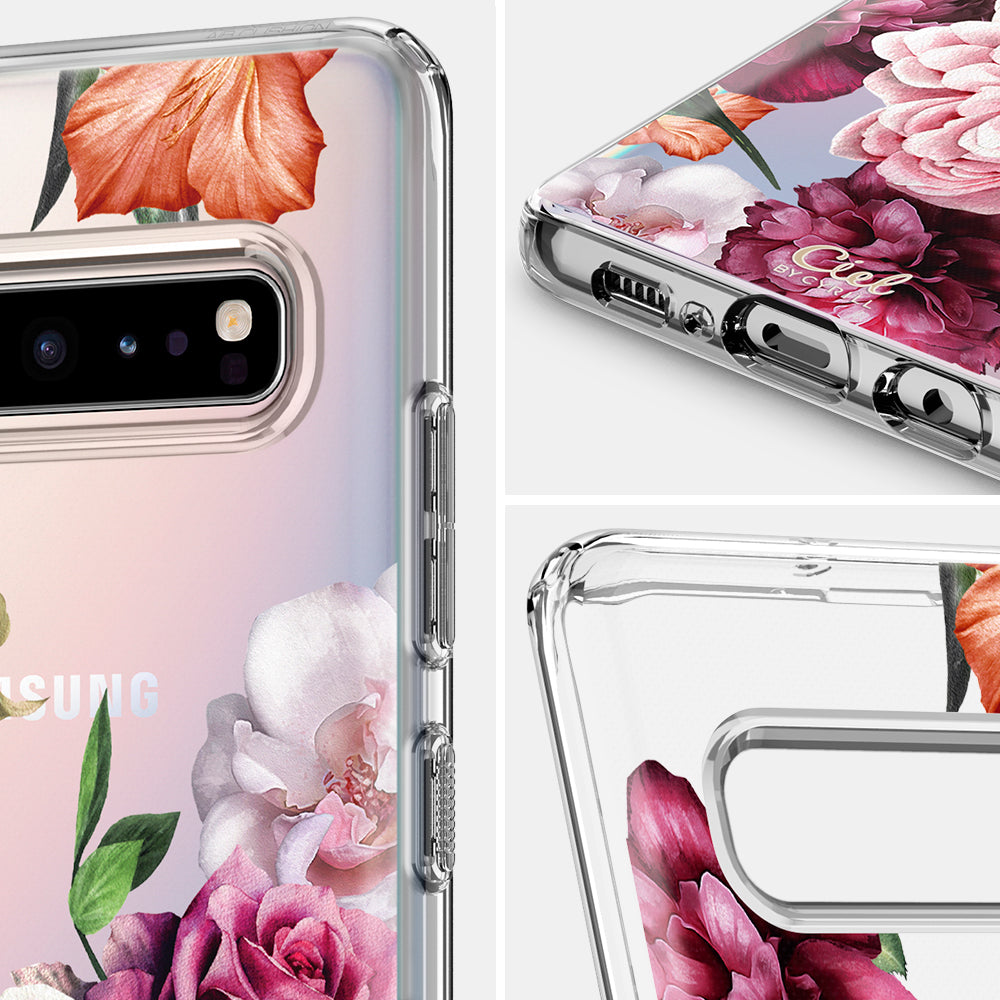 Rose Floral - Galaxy S10 5G
