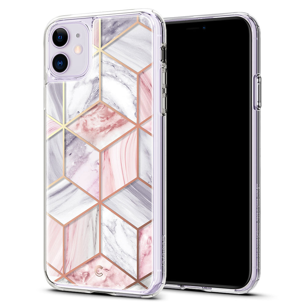Pink Marble - iPhone 11