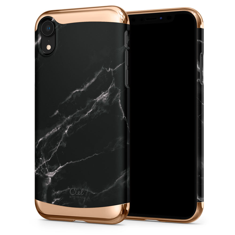 Black Marble - iPhone XR