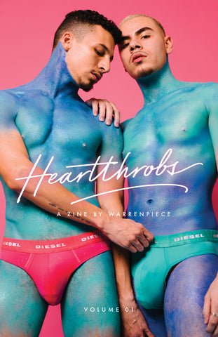 Heartthrobs, Volume 01
