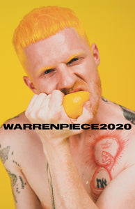 WARRENPIECE2020 Calendar