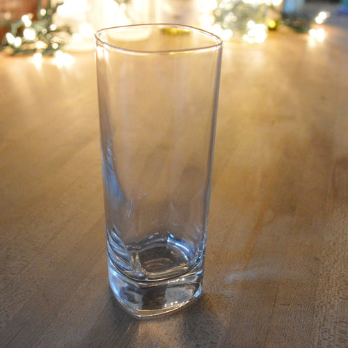 American Alehouse Water Glass