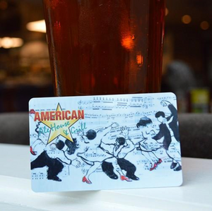 American Alehouse Gift Cards $25-$200