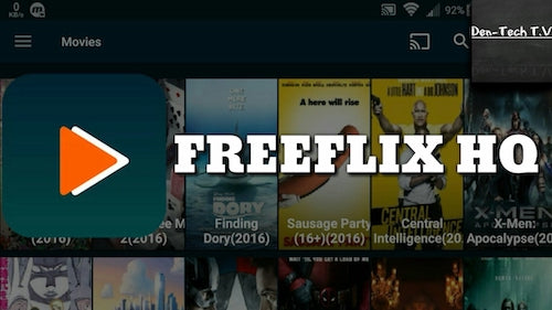FREE Movies, TV Shows and Live TV on Nvidia Shield, Mi Box and Android Device 2018 FreeFlix HQ
