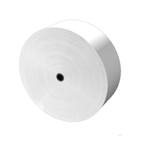"3 1/8"" x 1007' Premium BPA Free Thermal Paper Rolls (Box of 4 Rolls)"