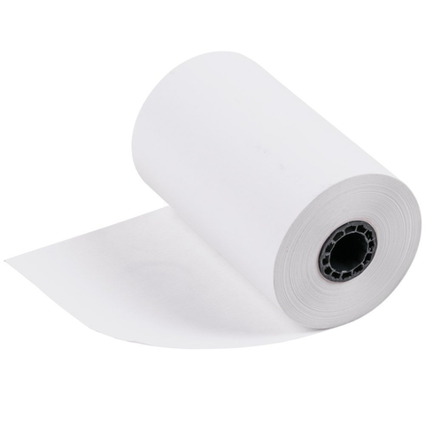 "2 1/4"" X 60' Premium BPA Free Thermal Paper Rolls (Box of 50)"