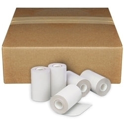 "2 1/4"" X 62' Premium BPA Free Thermal Paper Rolls (Box of 100)"