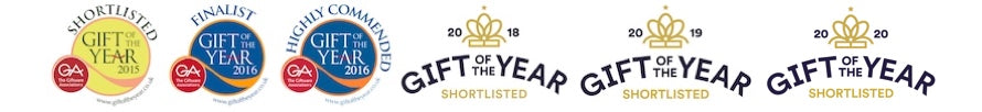 BlossomCo are Gift of the Year finalists for their dog collars and leads handmade in the UK