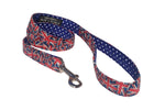 Handmade in Britain Union Jack Dog lead