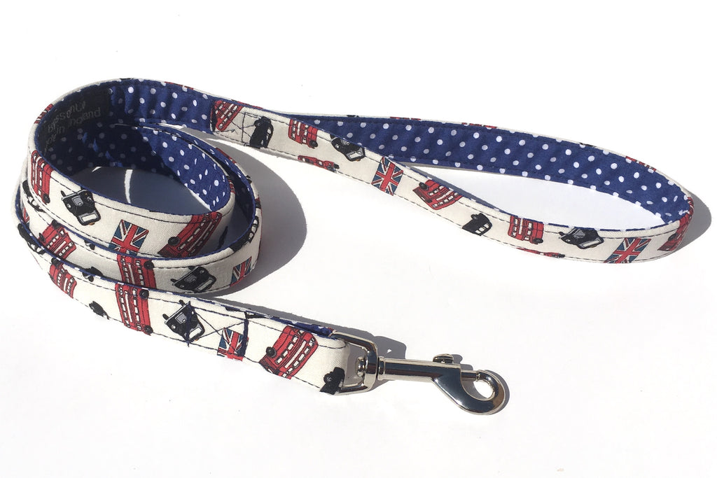 Made in Great Britain London dog lead