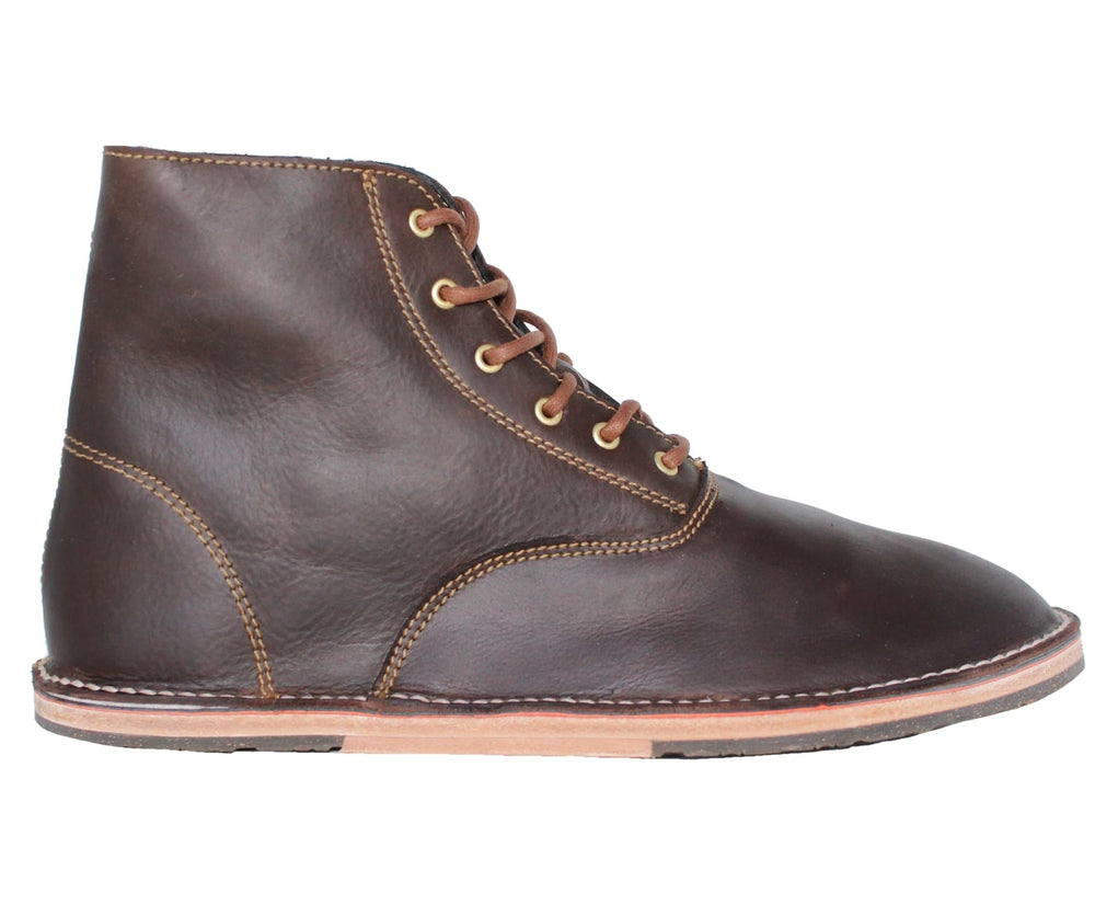 Pickford - Wax Brown - DAVINCI FOOTWEAR