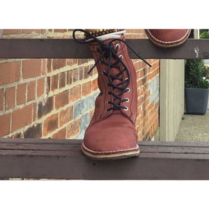 Load image into Gallery viewer, Primavera - Natural Ox Blood - DAVINCI FOOTWEAR