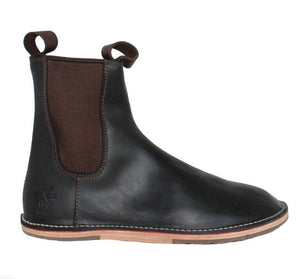 Talmadge - Wax Black - DAVINCI FOOTWEAR