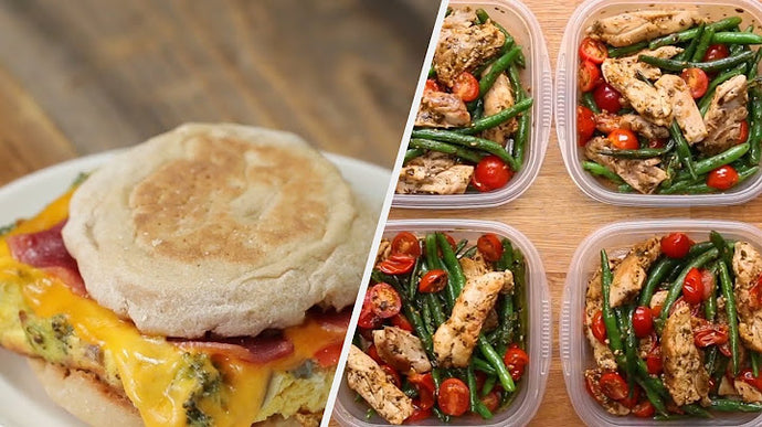 The Only Meal Prep Guide You Need To Follow • Tasty