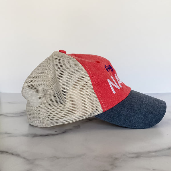 Bag Nana Mesh Back Baseball Cap