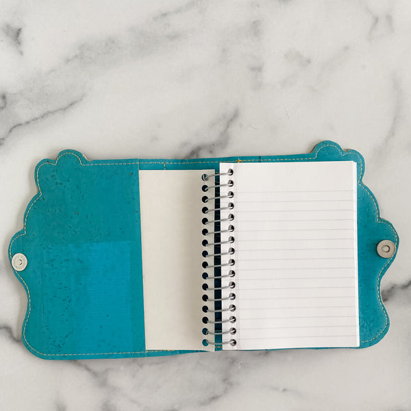 Bot Notebook Cover With Notebook