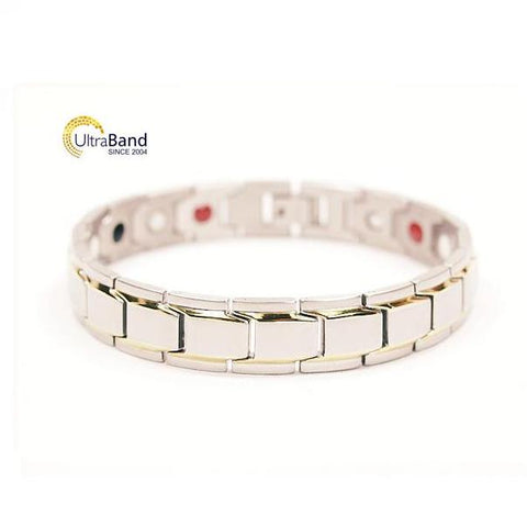 Revibrant: Gold - Magnetic Therapeutic Bracelet | Ultrabandusa