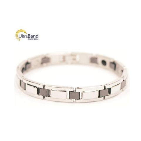 Silvetic: Pure - Magnetic Therapeutic Bracelet | Ultrabandusa