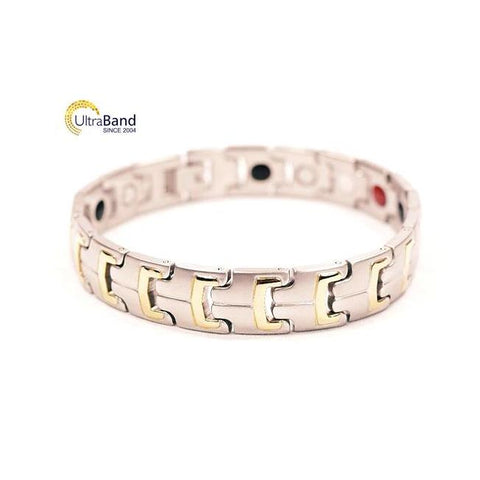Celest: Gold - Magnetic Therapeutic Bracelet | Ultrabandusa