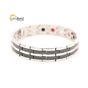 Vendi: Black - Magnetic Therapeutic Bracelet | Ultrabandusa