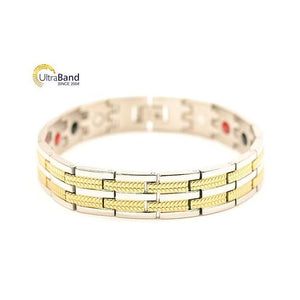 Vendi: Gold - Magnetic Therapeutic Bracelet | Ultrabandusa