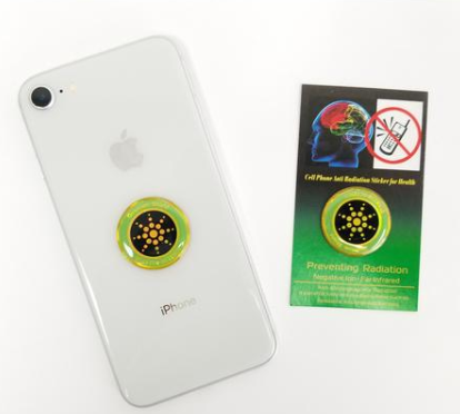 Phone Radiation Protector Sticker