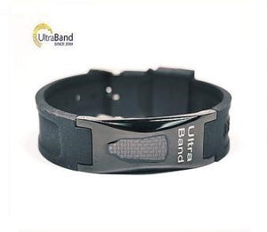 Sport Band: Midnight - Magnetic Therapeutic Bracelet | Ultrabandusa