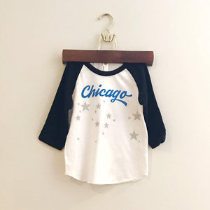 CHICAGO STARS baby t-shirt