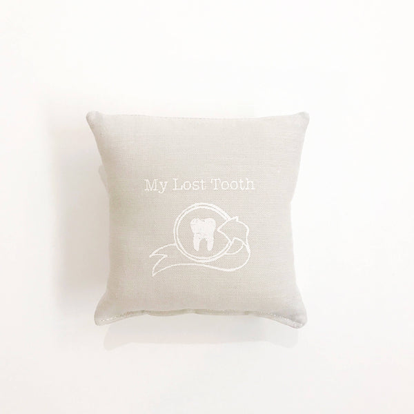 TOOTH FAIRY petite pillow