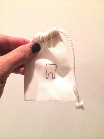 LOST TOOTH pouch