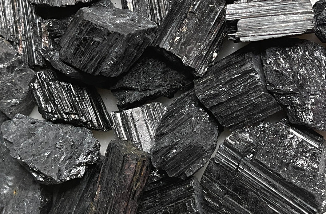 Black Tourmaline (Raw)