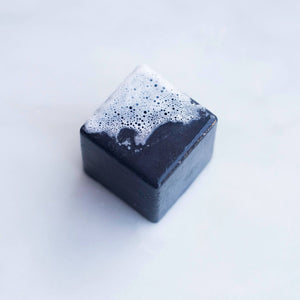 Facial Charcoal Detox Bar - Crystal+Irie
