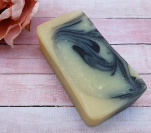 Shades of Grey Soap