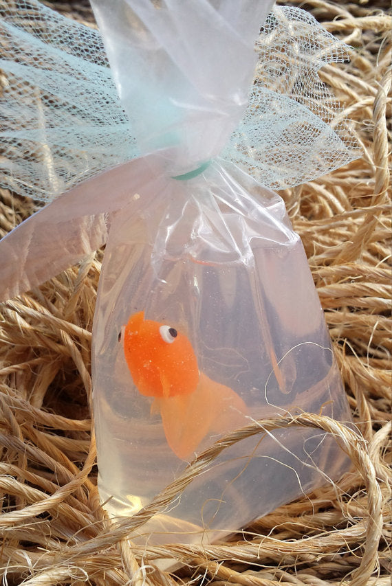 Fish in a Bag Soap