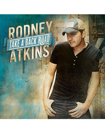 Rodney Atkins Take A Back Road CD